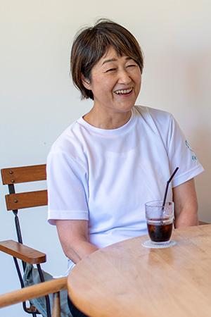 フェルエッグ 代表 渡辺洋子さん